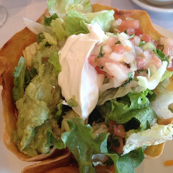 Fiesta Salad - Mariachi Restaurant, Frederick, MD
