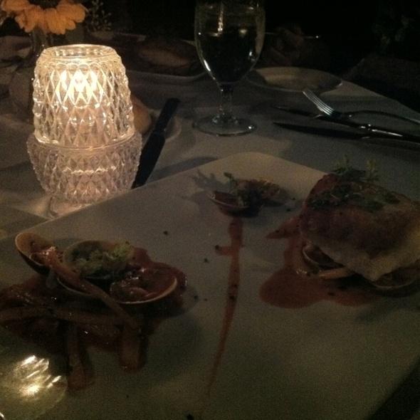 Halibut - The Raymond Restaurant, Pasadena, CA