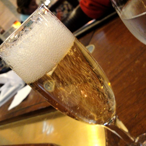 Moet and Chandon Imperial Champagne - Michael Jordan's The Steak House N.Y.C., New York, NY