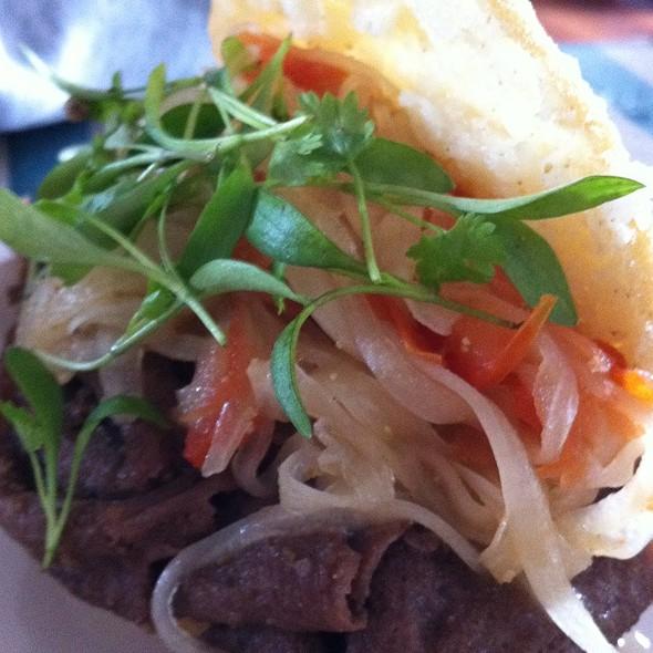 arepas - La Caraquena Latin American Cuisine, Falls Church, VA
