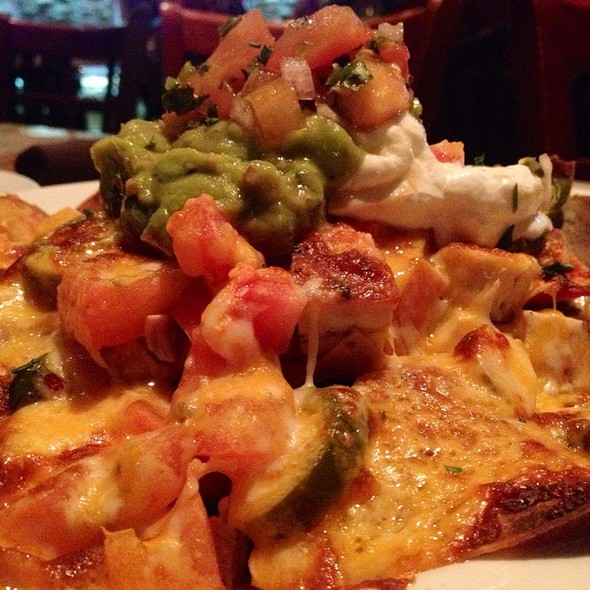 Nachos - Burbank Bar & Grille, Burbank, CA