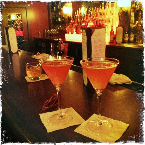 Cosmopolitans - The Palace Restaurant and Saloon, Santa Fe, NM