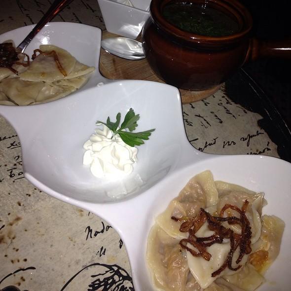 Vereniki With Potato And Cabbage - Onegin, New York, NY