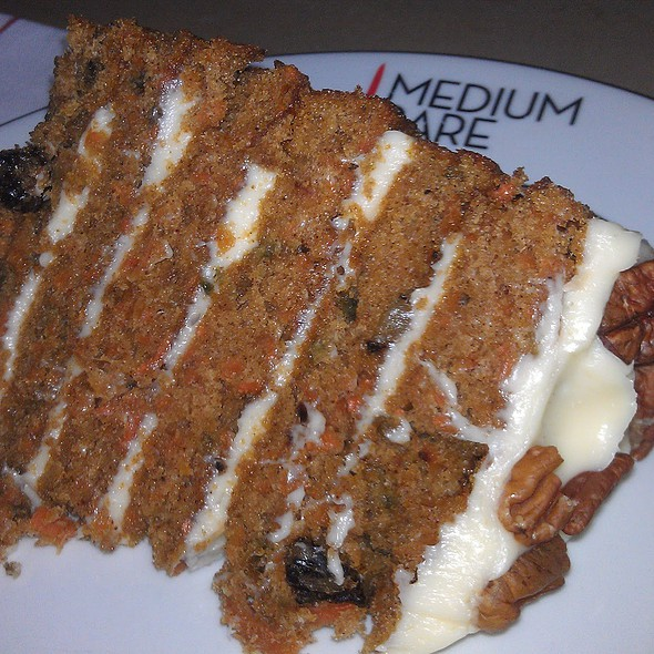 Six Layer Carrot Cake - Medium Rare - Cleveland Park, Washington, DC