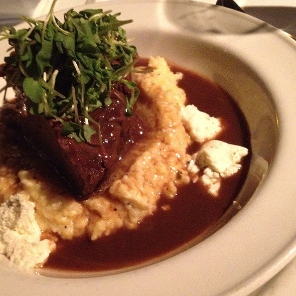 Braised Short Ribs - Juniper Restaurant in the Vail Valley, Edwards, CO