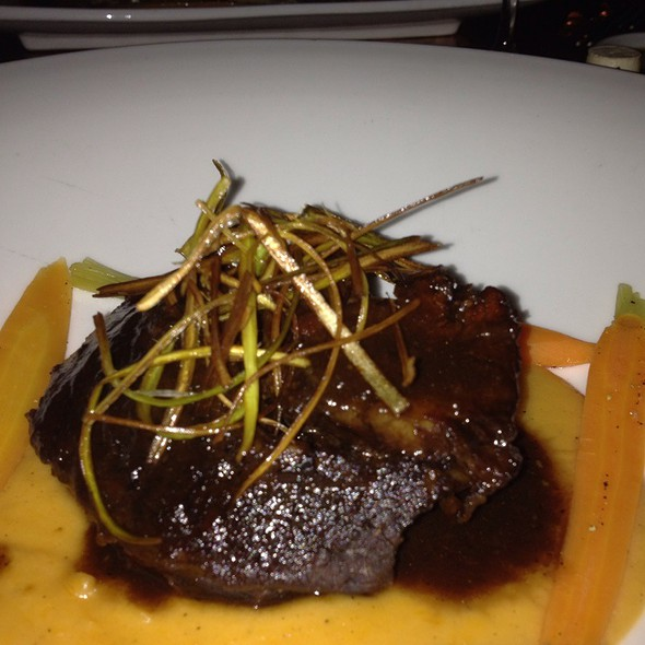Short Ribs - Fredrick's Fusion Bistro, Incline Village, NV