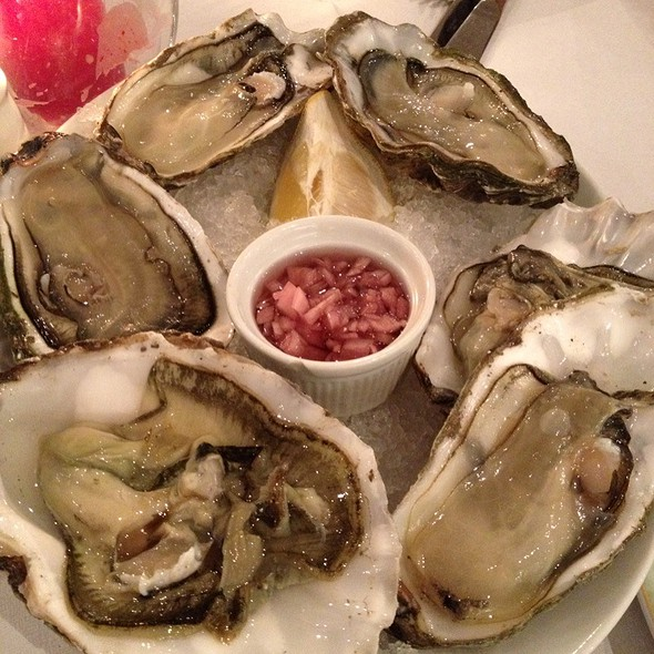 Oysters - San Carlo - Leicester, Leicester, Leicestershire