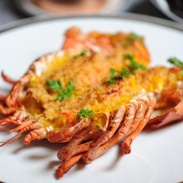 Lobster Thermidor - Plume at the Jefferson Hotel, Washington, DC