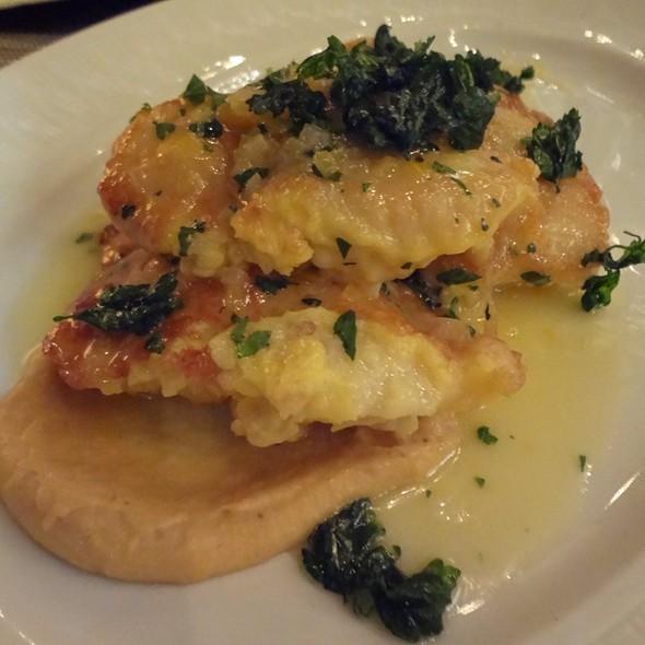 monkfish - Wilshire Restaurant, Santa Monica, CA