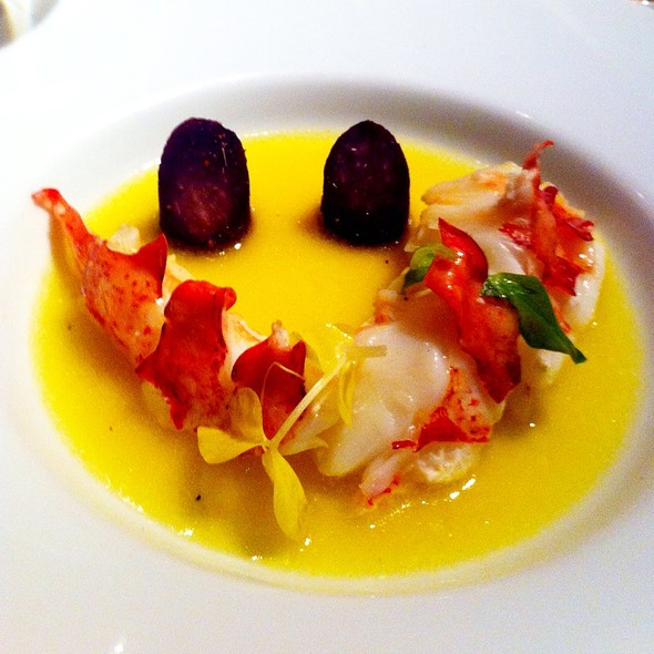 Lobster - Le Bernardin, New York, NY