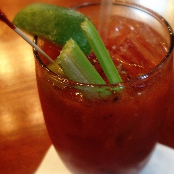 Bloody Mary - C Street, Richmond, VA