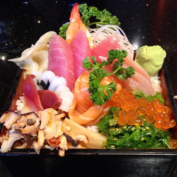 Chirashi - Sushi 88 & Ramen, Mountain View, CA