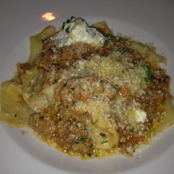 Pappardelle - Valenza Restaurant, Atlanta, GA