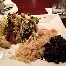 Fish Taco - Village Tavern Greensboro, Greensboro, NC