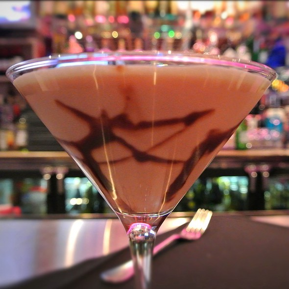 Midnight Razz Martini - Emeril's Chop House at the Sands Casino Resort Bethlehem, Bethlehem, PA