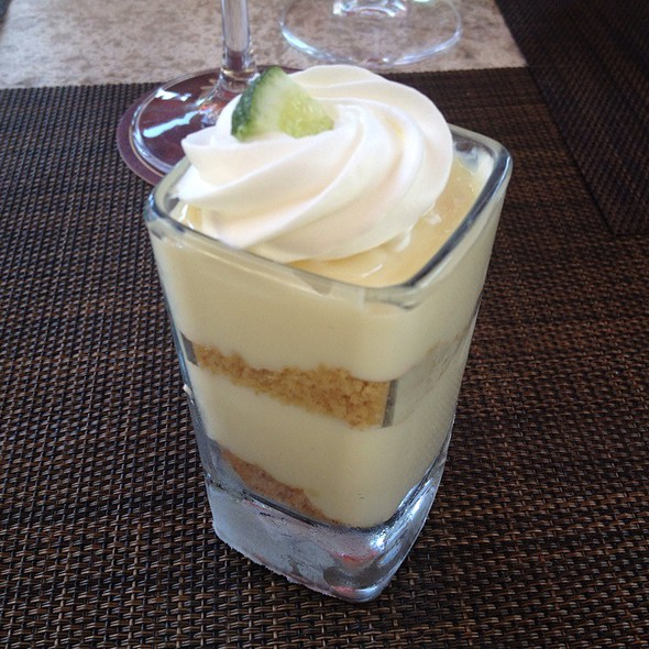 Key Lime Dessert  - Seasons 52 - Phoenix, Phoenix, AZ