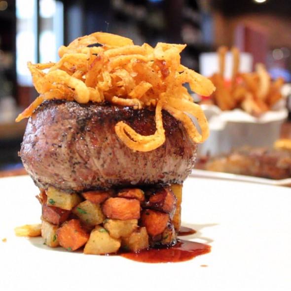 Filet Mignon - Manning's Restaurant - Harrah's New Orleans, New Orleans, LA