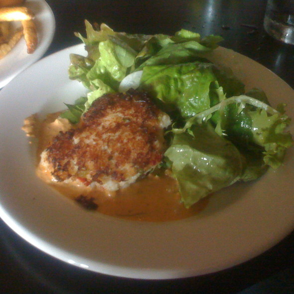 Crab Cakes - Roots Restaurant and Bar, Camas, WA