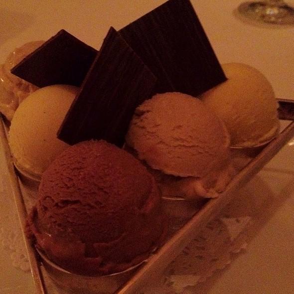 Assorted Ice Cream - Aureole - Las Vegas, Las Vegas, NV