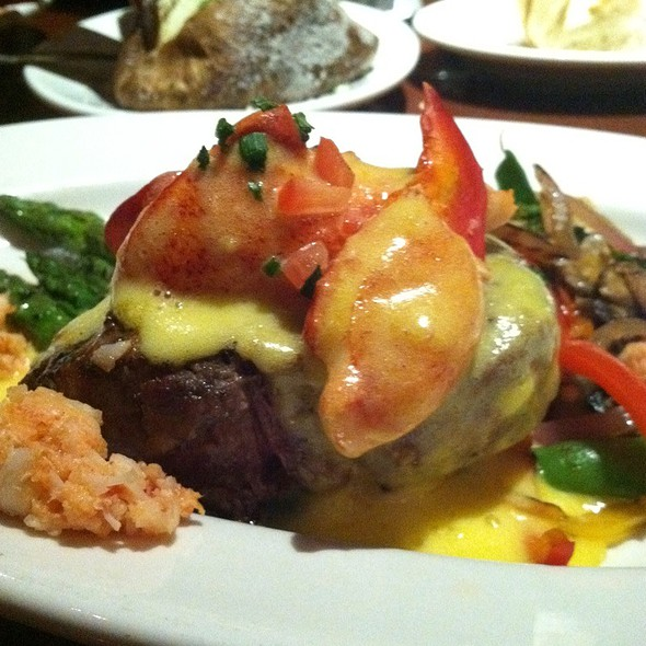 Surf & Turf, Filet And Lobster Tail - Columbus Fish Market - Grandview, Columbus, OH