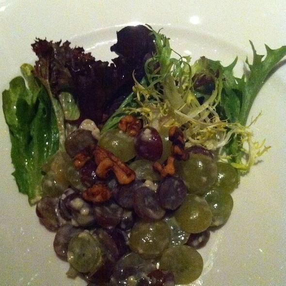 Grape And Gorgonzola Salad - Grappa Italian Restaurant, Park City, UT