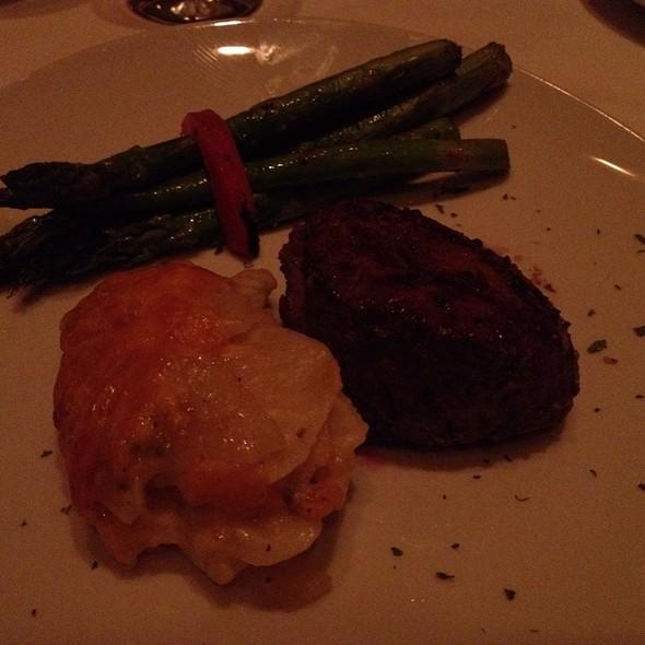 Gluten Free Filet With Flemmings Potatos  - Fleming's Steakhouse - Livonia, Livonia, MI