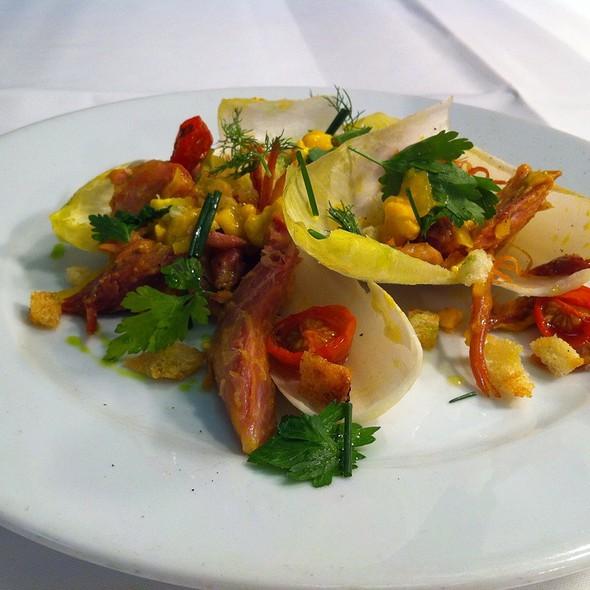 Ham Salad - Forth Floor Restaurant Edinburgh, Edinburgh