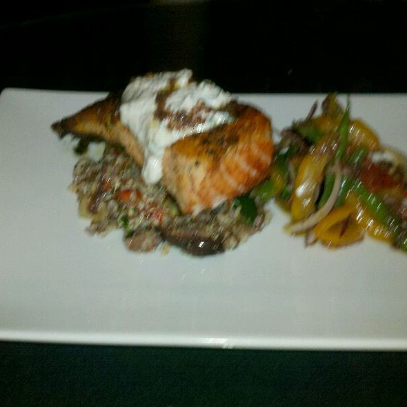 Pacific Salmon  - Eat. An American Bistro, Virginia Beach, VA