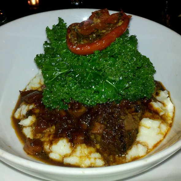 Braised Ribs - Eat. An American Bistro, Virginia Beach, VA