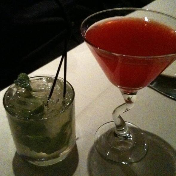 Mojito & Valentine Martini - Valenca, Easton, PA