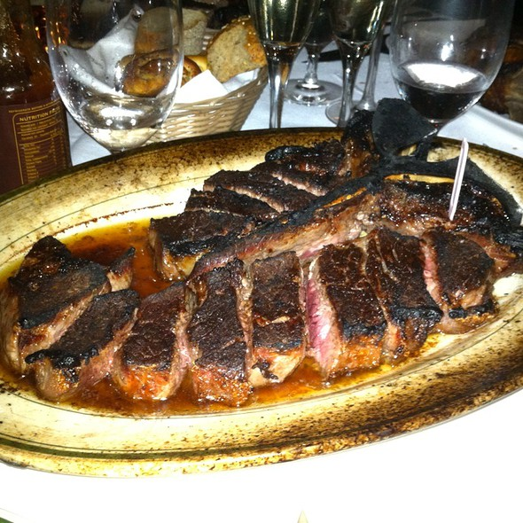 porterhouse steak - Benjamin Steakhouse - Westchester, White Plains, NY