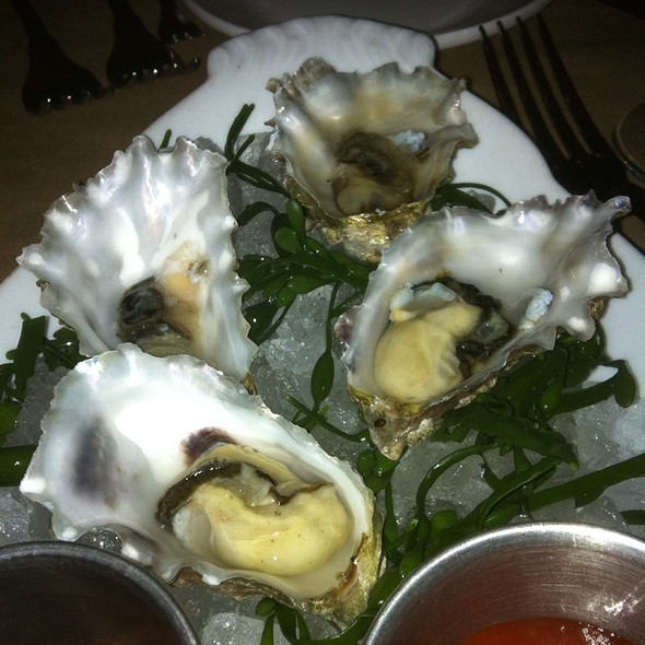 Deep Bay Oysters - Brasserie by Niche, St. Louis, MO