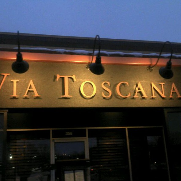 Italian - Via Toscana, Louisville, CO