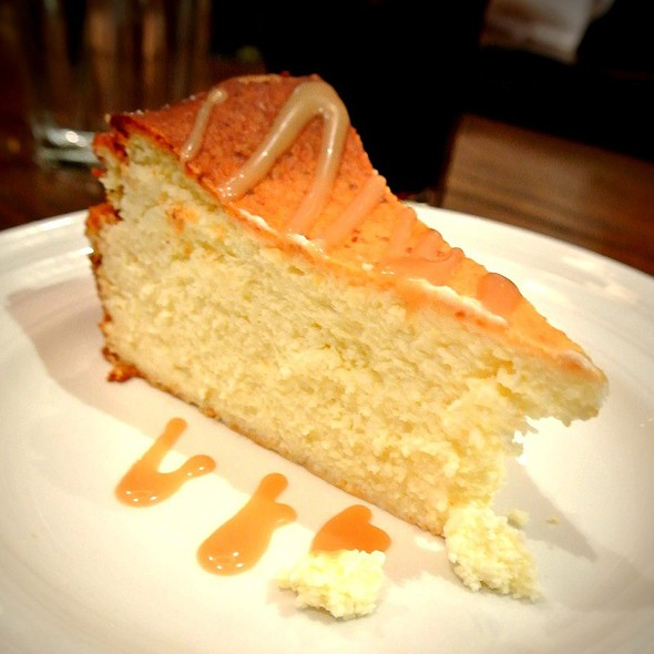 Ricotta Cheesecake - Emeril's Italian Table at the Sands Casino Resort Bethlehem, Bethlehem, PA