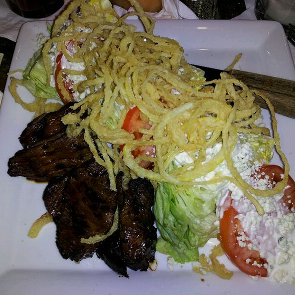 Blue Cheese Wedge Salad - Sam's of Gedney Way, White Plains, NY