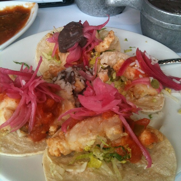 Taquitos de Pescado - Besito Mexican - West Hartford, West Hartford, CT
