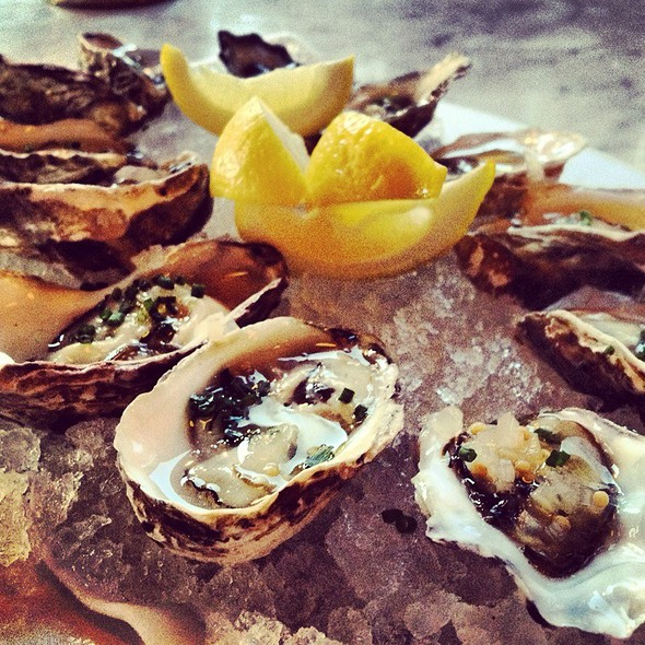 Oysters - Local 360 Cafe & Bar, Seattle, WA