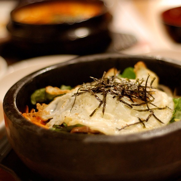 Dolsot Bibimbap - Asian Spice, Washington, DC