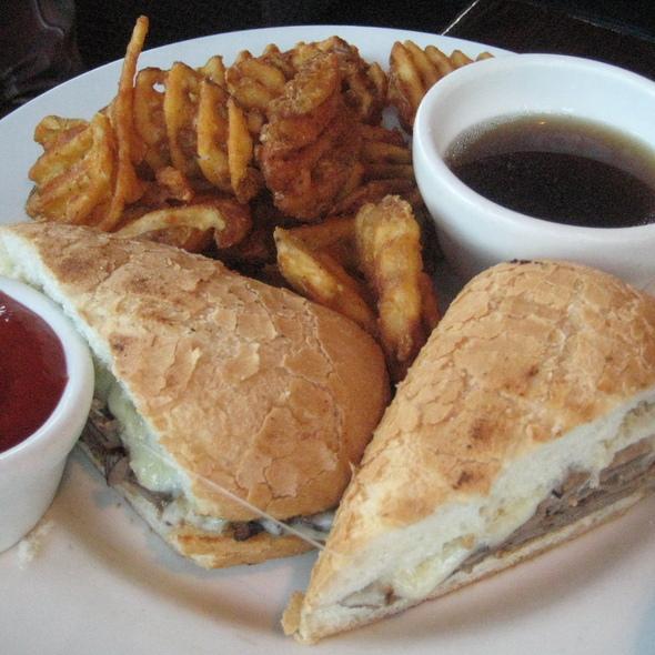French Dip Sandwich - BluWater Bistro - Leschi, Seattle, WA
