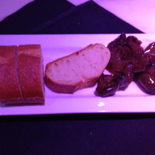 Fire Roasted Peppers - Cafe Martorano, Fort Lauderdale, FL