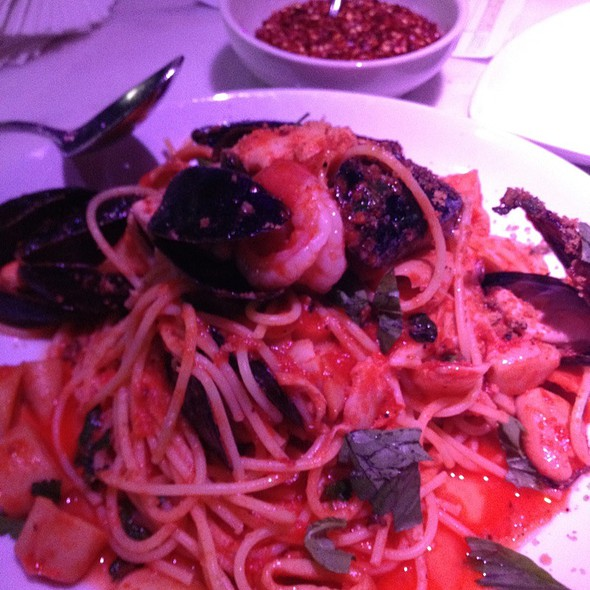 Pasta And Seafood - Cafe Martorano, Fort Lauderdale, FL