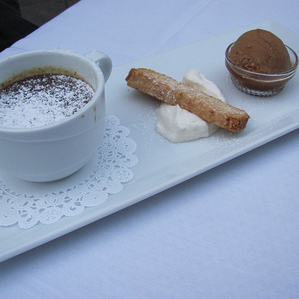 Espresso Creme Brulee - Reina, Frederick, MD