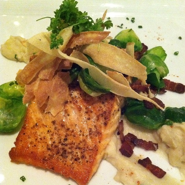 Salmon - PY Steakhouse, Tucson, AZ