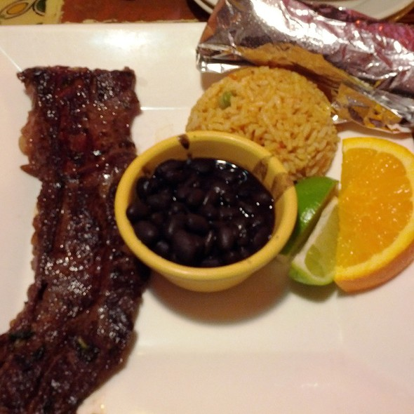 carne asada - Jose's Mexican Restaurant, Cambridge, MA