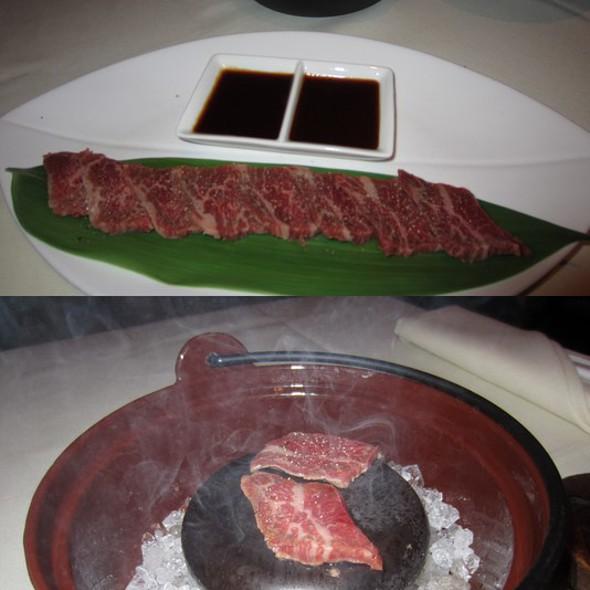 Kobe Beef Hibachi - Uni Sushi, The Woodlands, TX