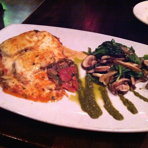 Eggplant Casseruola - Amerigo - West End, Nashville, TN