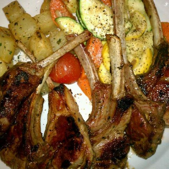 Lamb Chops - Prego Mediterranean, Tustin, CA
