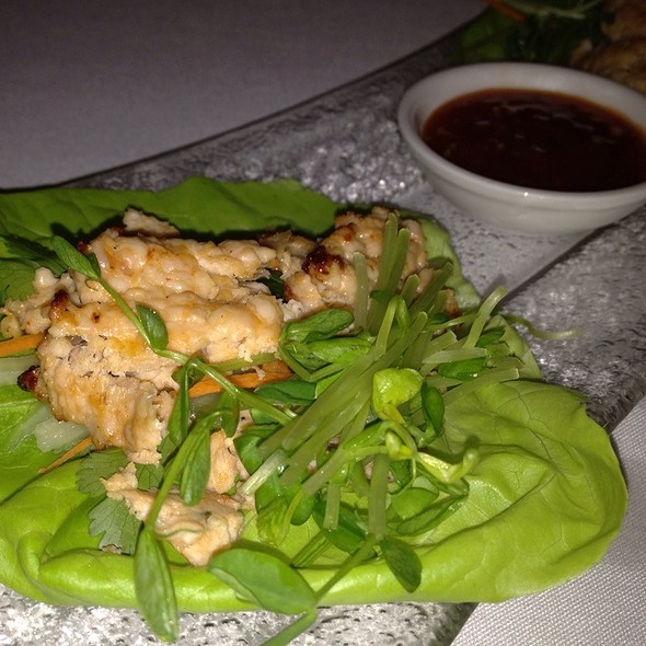Spicy Chicken Lettuce Wraps - Edge, Bethlehem, PA