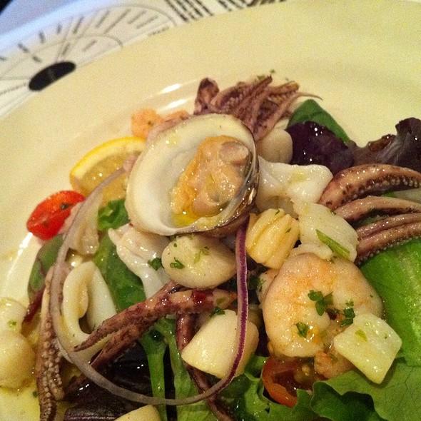Cold Seafood Salad - Casa Mia Trattoria & Pizzeria, Jupiter, FL