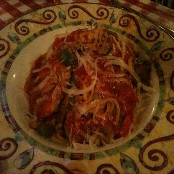 Cajun Pasta - DiGiorgio's Cafe Largo, Key Largo, FL